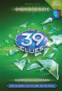 39CluesBook2_OneFalseNote_Cover