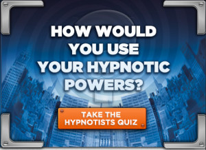 Take the Hypnotists Quiz