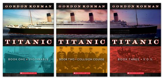 titanic full series