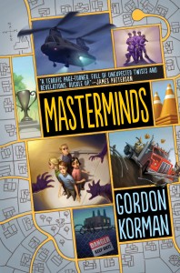 Masterminds cover