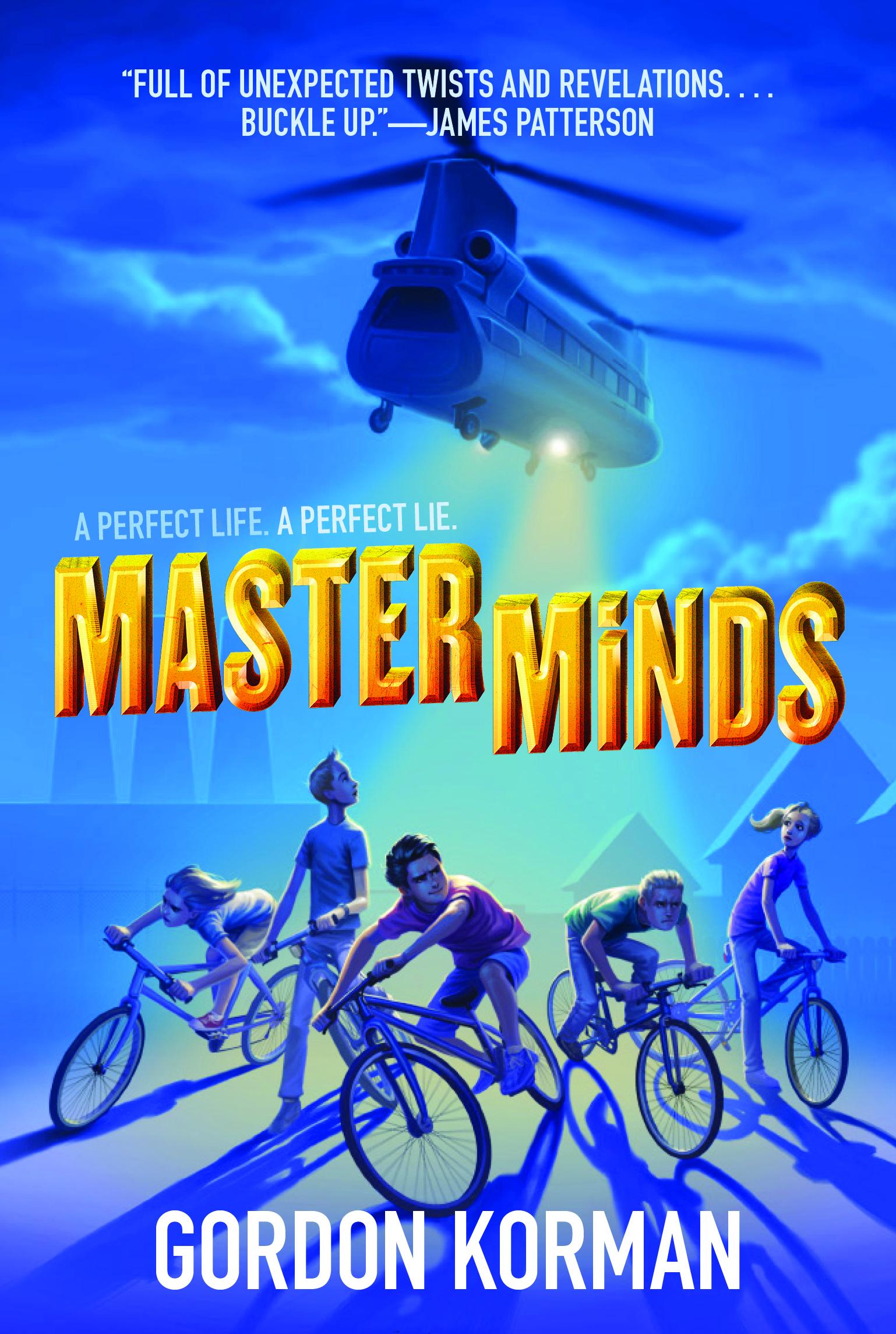 Masterminds 171 Gordon Korman
